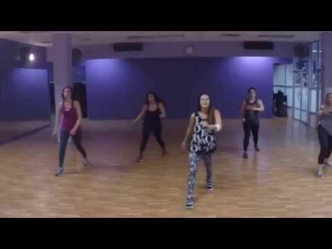 Joanna Cavalcante Dance Fitness - Azumba