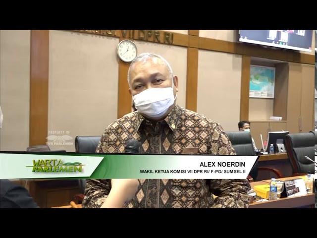 WARTA PARLEMEN - VAKSIN MERAH PUTIH LEBIH SESUAI DENGAN INDONESIA