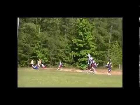 Vincent Evans Lacrosse Highlights | Freshman Year | 2011-2012