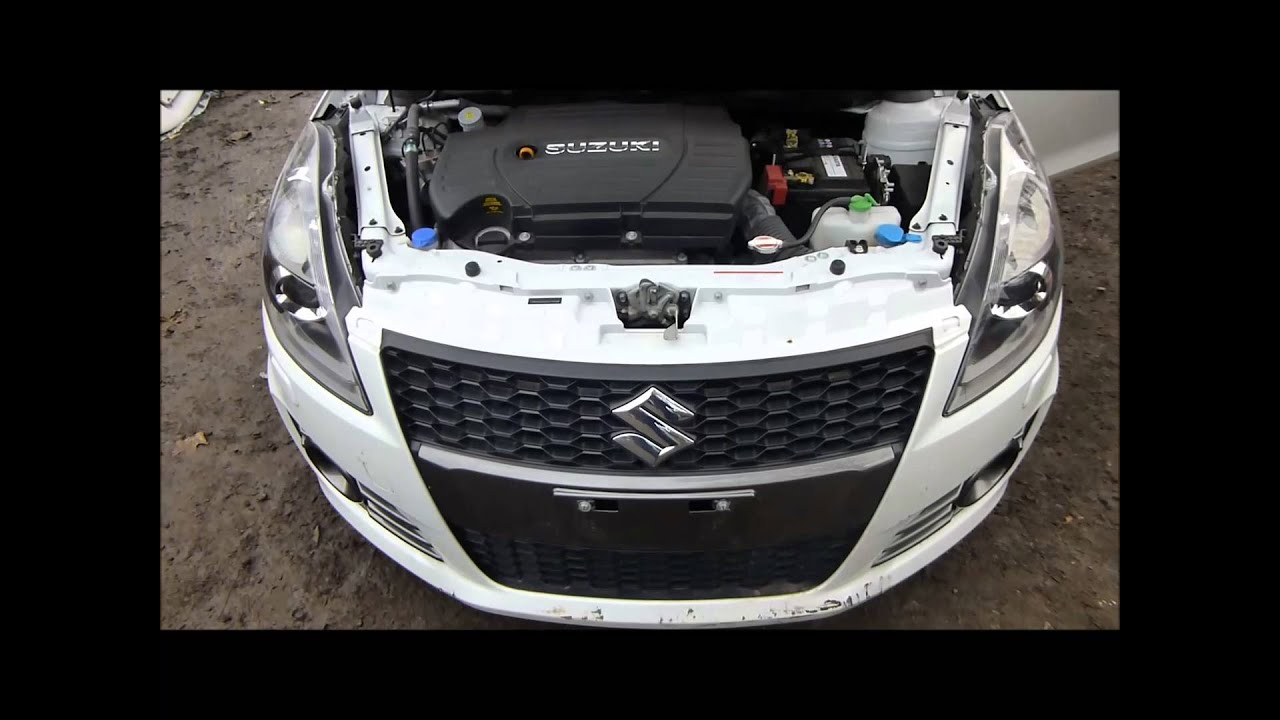 2012 suzuki swift 1 6 engine youtube. Black Bedroom Furniture Sets. Home Design Ideas