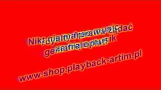 Jeden dzień w roku -  Akompaniament własny - Podkład muzyczny mp3 - Karaoke
