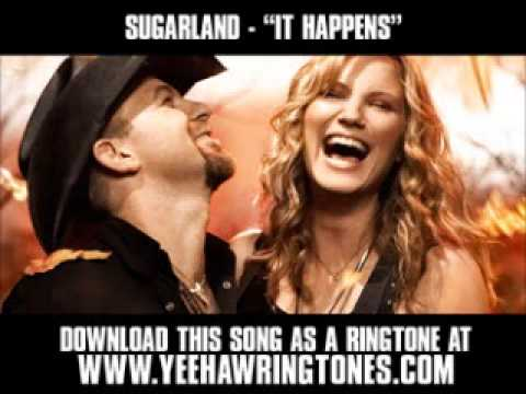 Sugarland - It Happens [ New Video + Lyrics + Download ]