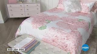 august   leo 100% Cotton 3piece Comforter Set