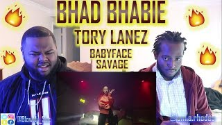 "BHAD BHABIE feat. Tory Lanez ""Babyface Savage"" (Official Music Video) *REACTION!!* 