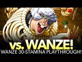 WANZE 30-STAMINA PLAYTHROUGH! (One Piece Treasure Cruise - Global)