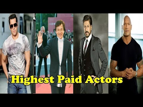 Top 10 Highest Paid Actors in The World 2018 - Forbes List Mp3