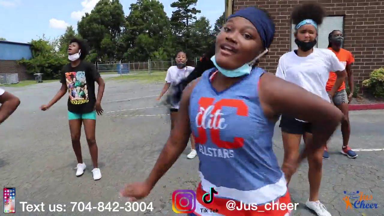 Jus Cheer SZN 3 Final Week Of Summer Camp