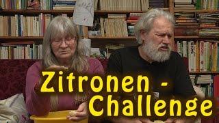 Zitronen-Wettessen | SAUER MACHT LUSTIG!