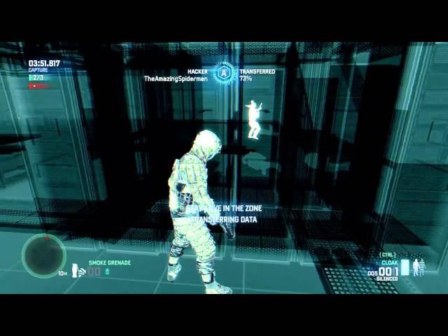 Splinter Cell Blacklist Full Spy Round 5