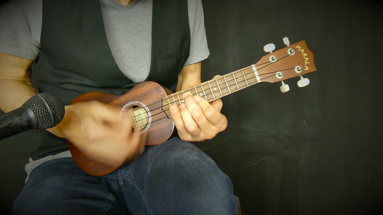 Ukulele goes Rock´n´Roll??? Live Looping with a Boss RC-2 (Chuck Berry, Van Halen.....)