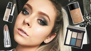 FULL FACE USING ONLY ELF COSMETICS