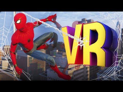 Человек-Паук на Минималках 🤘 (VR)