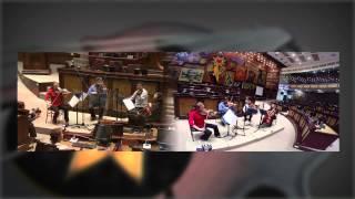 Cuarteto de cuerdas - 15 Dic 2014 - Bloque 2