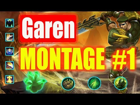 Garen Montage #1  | The Gods | League of Legends