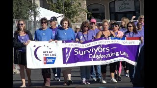 Relay for Life Simi Valley, Oct  2017