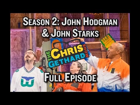 S2E3: John Hodgman & John Starks in 'Slam Dunks, Slam Poetry'