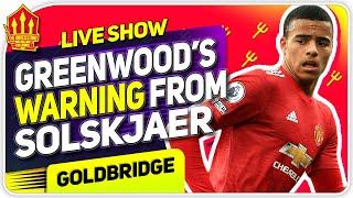 Solskjaer's Greenwood Warning! Glazer's Dividend Outrage! Man Utd News