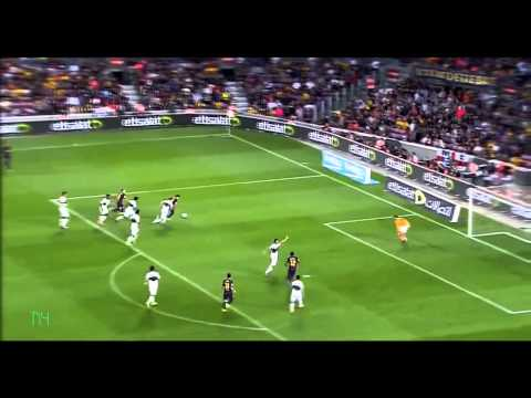 Andrés Iniesta   Goals, Skills, Assists, Passes, Tackles   Barcelona   2014 2015 HD
