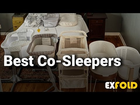 Best Co Sleeper: Complete List With Features & Details - 2019