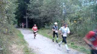UTMB 2010 after 5 km