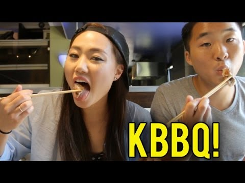 HOW TO EAT KOREAN BBQ (KBBQ 101)! - Fung Bros Food