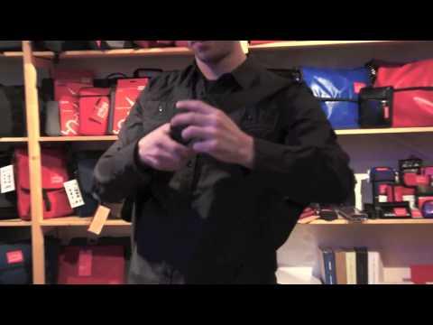 Manhattan Portage Quick Release Messenger Bag