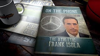 The Athletic's Frank Isola Talks James Dolan, Westbrook & More w/Dan Patrick | Full Interview