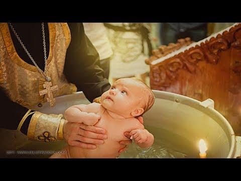 ★Никогда не бери этих людей в крестные ребенку. Правила крещение детей в церкви.