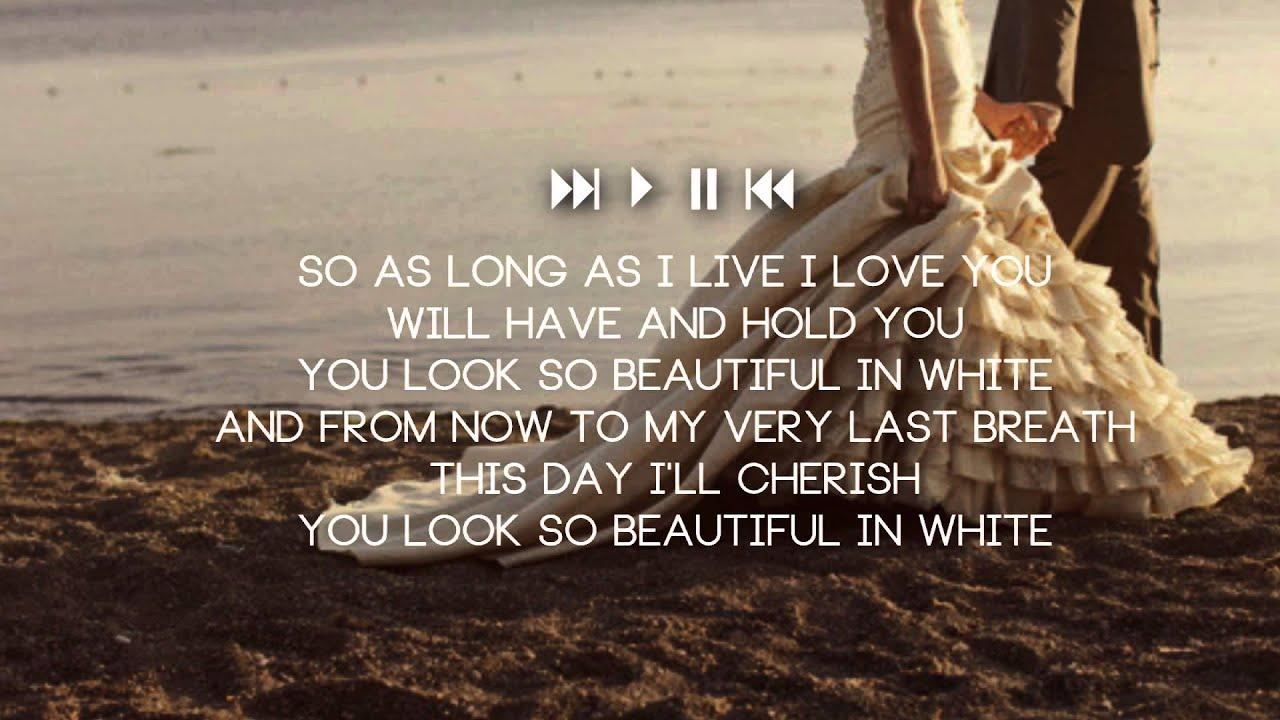 Beautiful In White  Shane Filan (westlife)  Youtube
