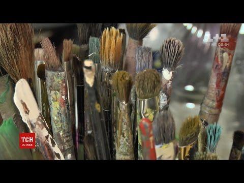 Терапія мистецтвом: картини бійців АТО прикрашають музеї міста тапродають замежами країни
