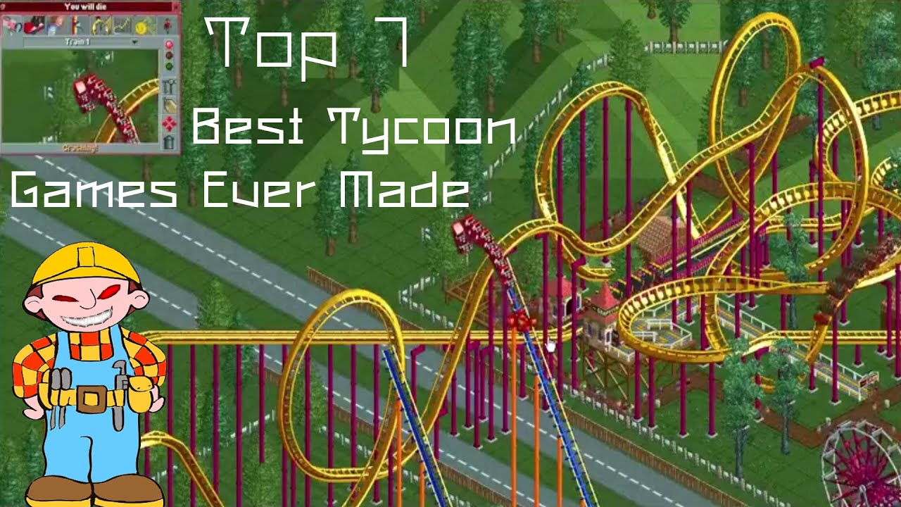 List of All Tycoon Games