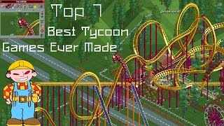 Top 7 Best Tycoon Games Ever Made