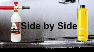 Snow Foam Lance Test : Fireball Ultimate Car Shampoo