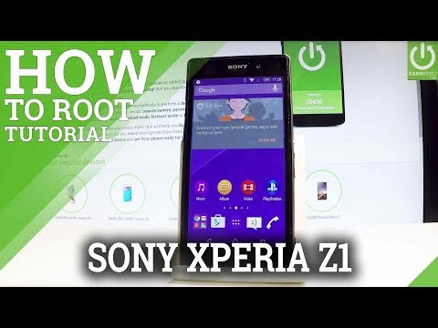 How to Root SONY Xperia Z1 - Complite Root Guide