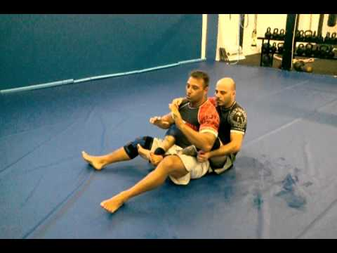 Escaping rear naked choke — pic 4