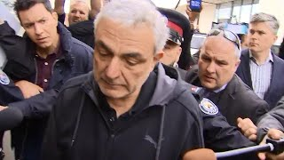Father of Alek Minassian, suspect in deadly North York van attack, leaves courthouse