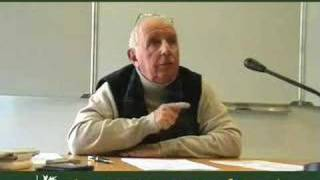 Paul Virilio. Dromology and Claustrophobia. 2007 3/16