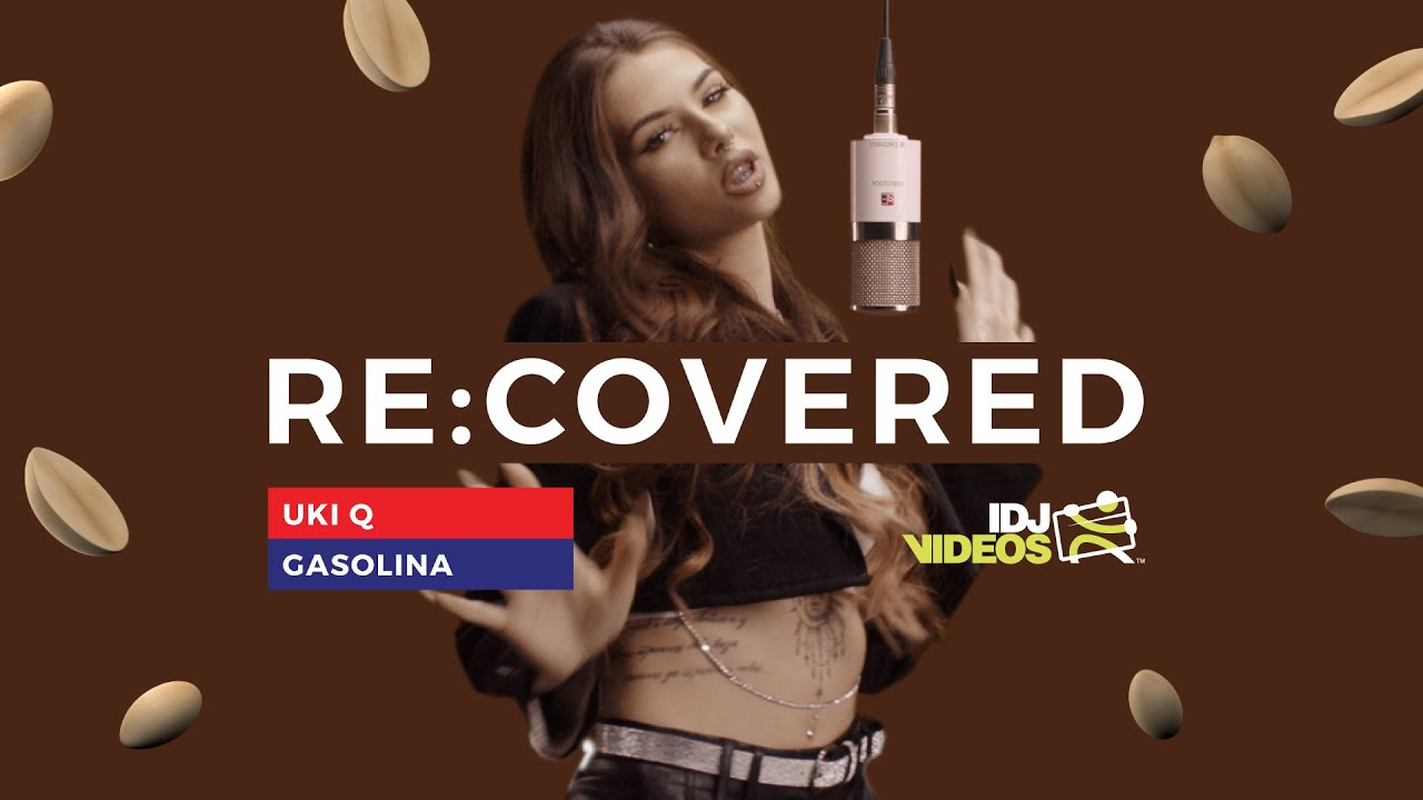 Download TEODORA - GASOLINA (RE:COVERED BY UKI Q) / Powered by Snickers