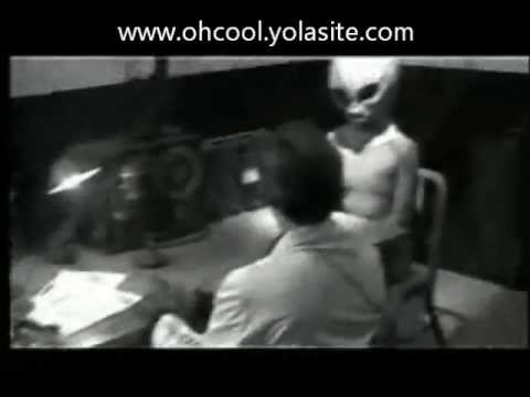 Top secret interview with real alien part 2