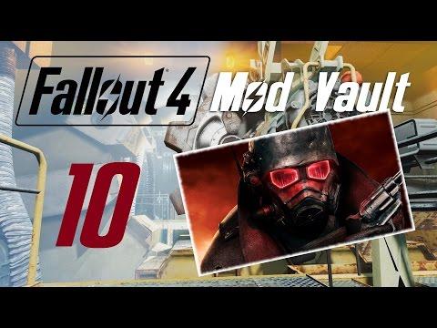 FALLOUT 4: Mod Vault #10 : NCR Ranger Veteran Armor
