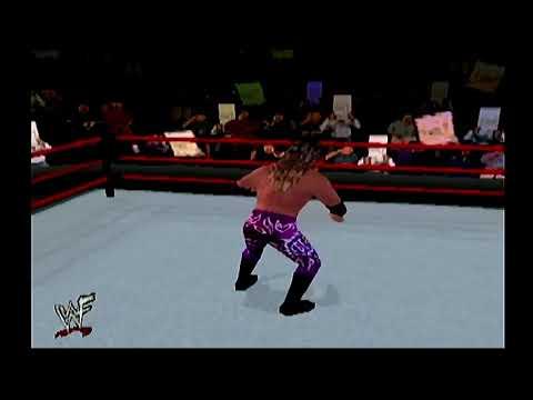 WWF Attitude: Career Mode With Edge