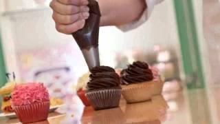 Deko Cupcake -  schöne