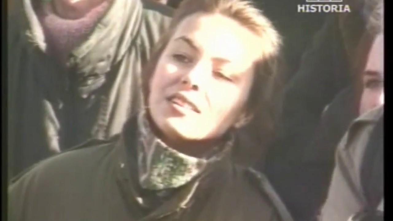 17.11.1989 Dziennik TV – ostatnie wydanie