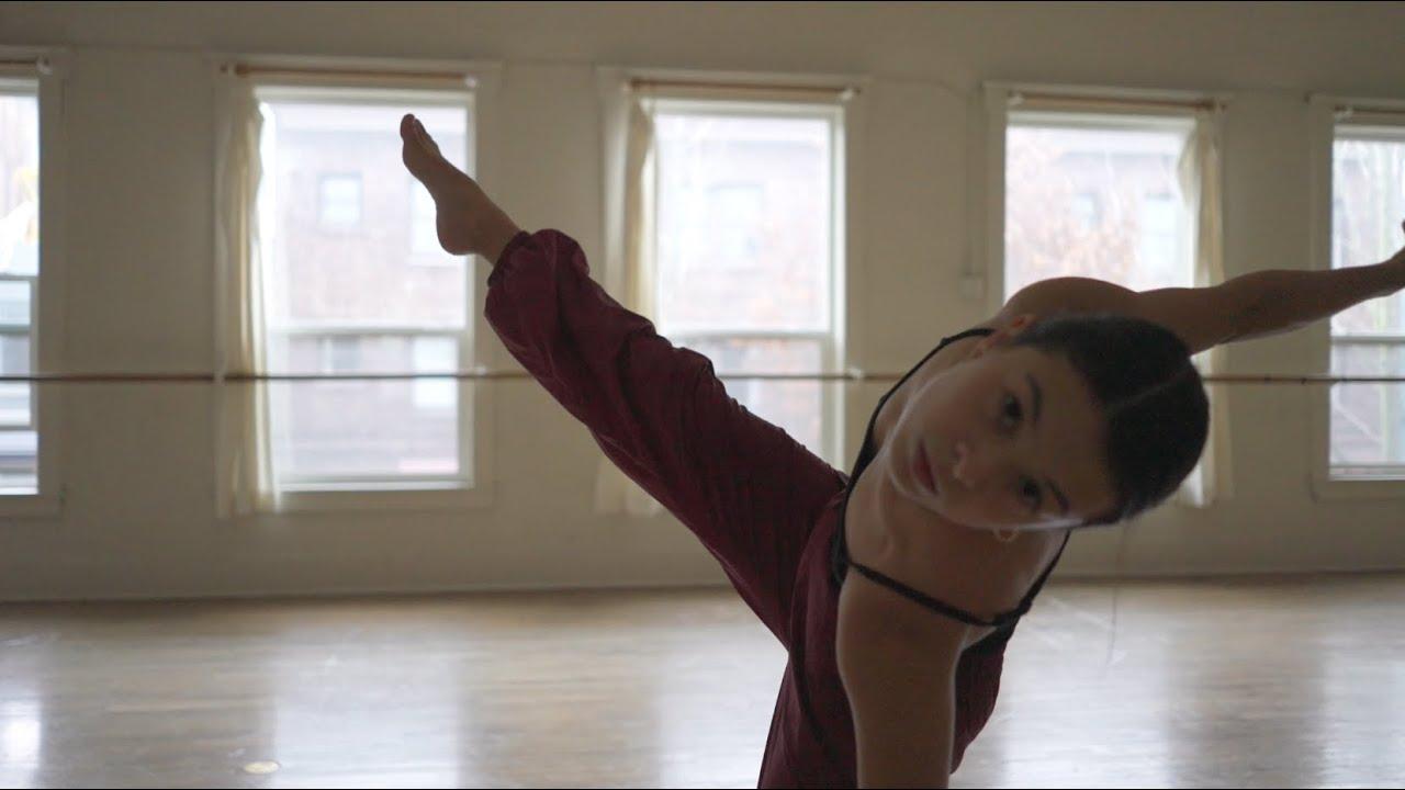 Lisa Kwak Dance Clip