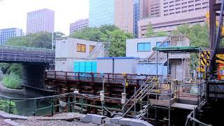 JR東日本 中央線 御茶ノ水駅バリアフリー設備工事 現況 2019年10月18日