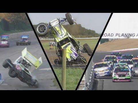 UK Oval Racing Crashes/Action | Birmingham Wheels/Sturton/Mallory Park | 24,25,26/8/19