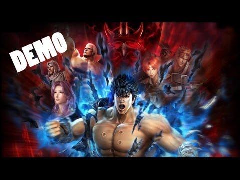 真・北斗無双 | Fist of the North Star: Ken's Rage 2 - Japanese Demo