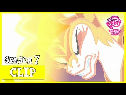 "MLP: FiM – Celestia Defeats Daybreaker and Nightmare Moon ""A Royal Problem"" [HD]"