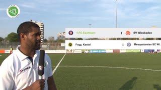 3Ecken1ElferDOPPELPACK - SVW vs. 1.FC Eschborn & Kastel06 vs.  SC Mesopotamien_ 26.04.15