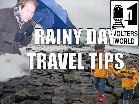 Rainy Day Travel Tips